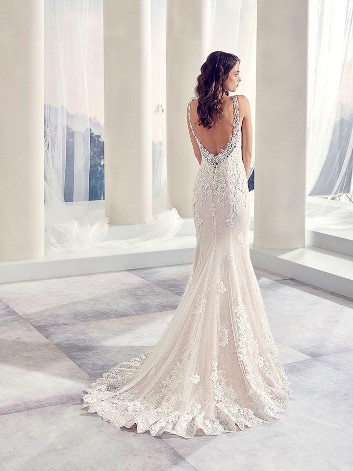 cb96fe4536 Modeca Tunis menyasszonyi ruha, Brill Szalon Debrecen Modeca 2019